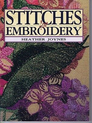 Stitches for Embroidery,  Crewel Stitch Guide Manual Australian, Paperback