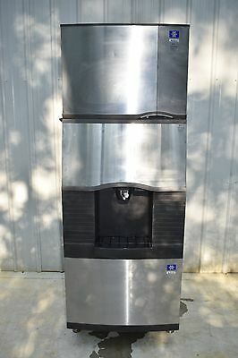 MANITOWOC SD0603W / SPA310 Water COOLED 661lb ICE MACHINE