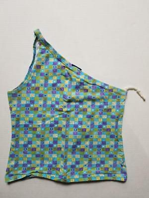 Women's One Shoulder Strap Shirt! Size Medium! Great Condition! No Res!