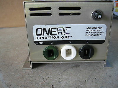 OneAC Model CE 1101 Power Supply