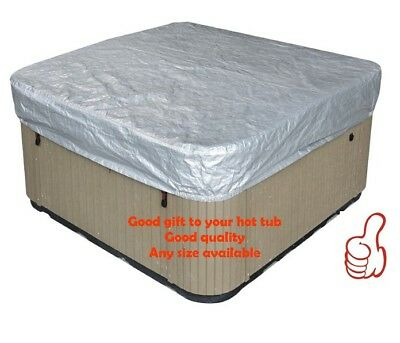 hot tub spa cover cap size 194cmx194cmx30cm hot tub cover jacket
