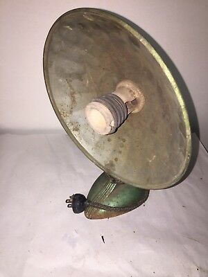 Vintage 1930s Electric Cool Heater Cast Base Barnfound