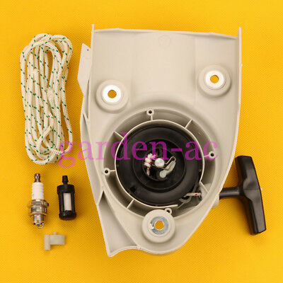 Pull Recoil Starter 4mm rope Pawl kit for STIHL TS 410 TS 420 42381900302