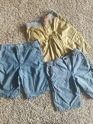 lot of 3 different brands of shorts boys size 12-14