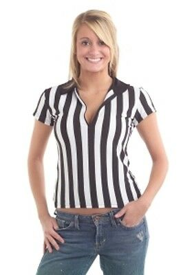 Junior Roller Derby/Baseball/Basketball Referee/Umpire Shirt - Authentic Sportsw