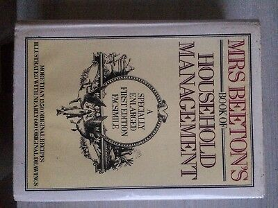 Mrs.Beeton's Book of Cookery and Household Management by Mrs. Beeton (Hardback,…