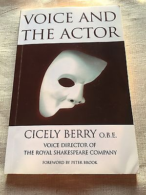 Voice and the Actor by Cicely Berry (Paperback, 2008)
