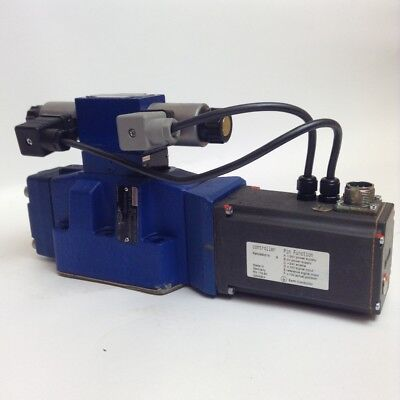 Rexroth R900703911 Proportional Servo Valves R900972654 NFP (2 pieces)