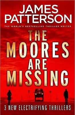 The Moores are Missing - James Patterson NEW Paperback *FAST DELIVERY*
