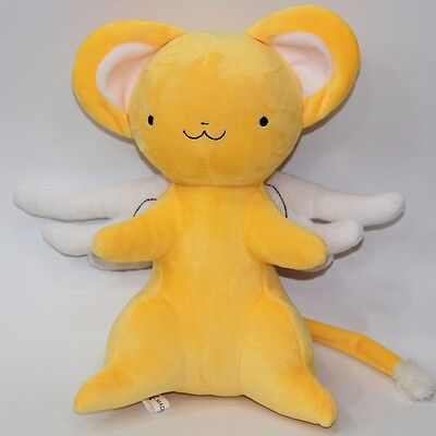 Anime Card Captor Sakura Kinomoto Sakura Kero Plush Stuffed Doll Toy Games 11""