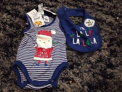 Xmas Outfit Size 0000
