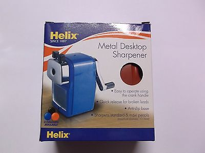 Helix DESKTOP METAL PENCIL  SHARPENER