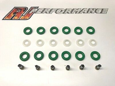 Ford Fuel Injector Repair Kit - Suits Au & Xr6 6Cyl 4Ltr