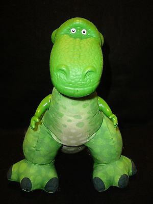 Fisher Price BIG ROARIN' REX DINOSAUR From TOY STORY 3 Plush T-Rex Roars 2009