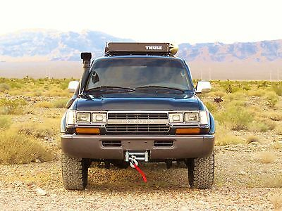 1994 Toyota Land Cruiser NO RUST NO RESERVE NO RESERVE 1994 Toyota Land Cruiser NO RUST Southern Nevada For Sale by Owner
