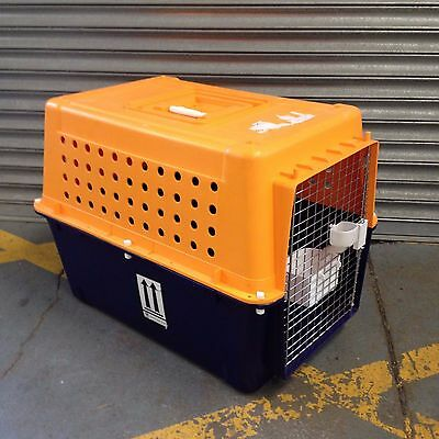 Jet Pets Transport Box Carrier - Medium Animals - Airline Approved
