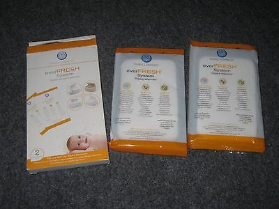 Prince Lionheart Ever-Fresh 2 Replacement Pillows for Ultimate Wipes Warmer New