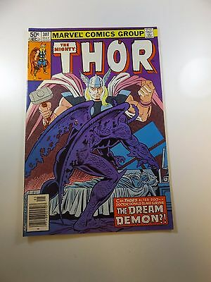 Thor #307 VF- condition Huge auction going on now!