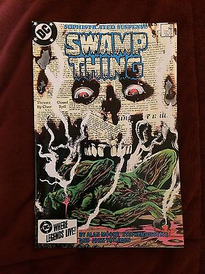Swamp Thing (1985 2nd Series) #35