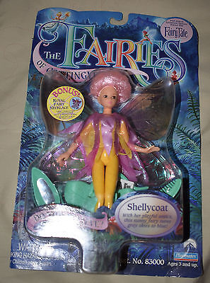 Vintage SHELLYCOAT from The Fairies of Cottingley Glen Figure / Doll  *LOOK*