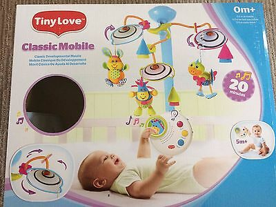 Tiny Love Classic mobile - baby from 0+, great condition