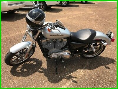 2014 Harley-Davidson XL883L SuperLow 2014 SuperLow Used Manual