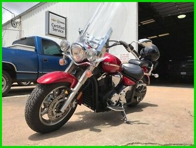 2007 Yamaha XVS1300 Midnight Star 2007 Midnight Star Yamaha Motorcycle 1300