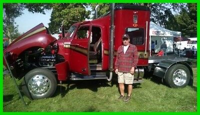 1948 Chevrolet 2 1/2 Ton Heavy Duty Conventional Restored Truck Modified