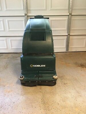 Nobles 2001 HD Floor Scrubber Machine