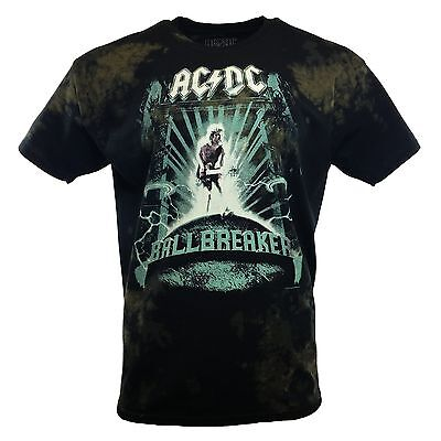 ACDC AC DC POWERAGE TOUR Live in Detroit 1976 Adult Long Sleeve T-Shirt S-3XL