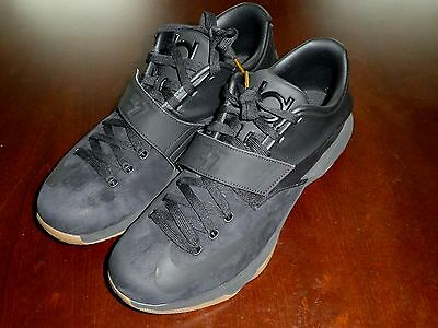530f2874dce ... low price mens nike kd vii ext suede qs shoes sneakers new 717593 001  size 12