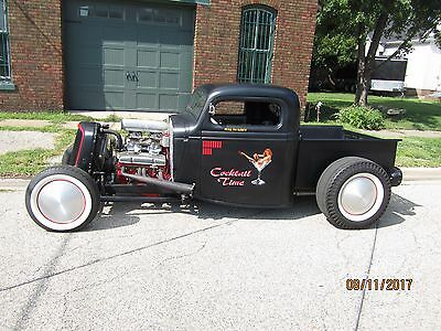 1936 Ford Other Pickups  1936 Ford Pickup Rat Rod Truck