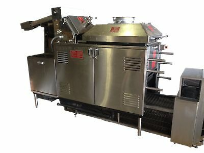 Used Tortilla Oven with Production Line