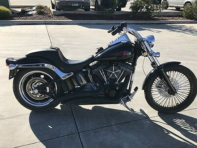 Harley Davidson Softail 10/2005 Model 20421Kms Project Make An Offer