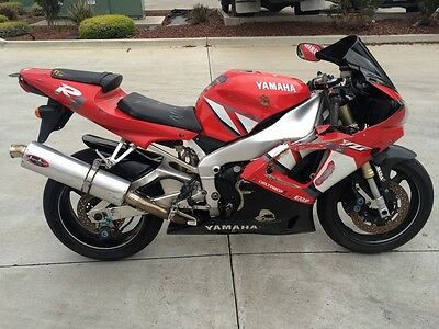 Yamaha Yzf R1 Yzfr1 03/2001 Model Project Make An Offer