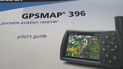 Garmin GPSMap 396 Pilots Guide AND Quick Reference Guide