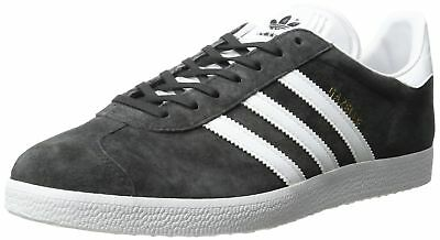 Adidas Originals BB5480 : Men's Gazelle Lace-up Sneaker Dark Grey