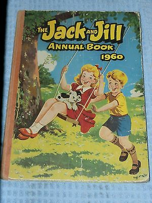 The Jack and Jill Annual Book 1960