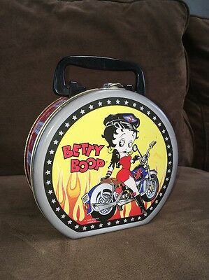 BETTY BOOP metal purse