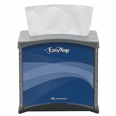 Georgia-Pacific 54527 EasyNap Tabletop Napkin Dispenser, 300 Nap Capacity,