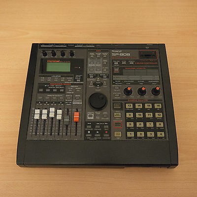Roland SP-808 Sampling Workstation / Sequencer / Effects Unit Made in Japan