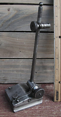 Vtg. Early Starrett Height Gage  Pat. March 17 1896 Nice !