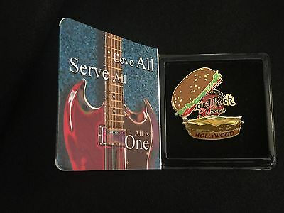LE 30th Anniversary Hard Rock Cafe pin from HOLLYWOOD