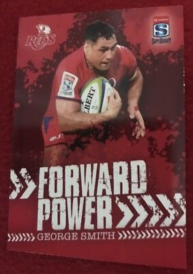 2017 Tap N Play Rugby Forward Power - George Smith