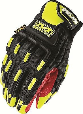 Mechanix Wear Orhd Safety M-Pact Gloves - Shd-91 S, M, Xl, Xxl