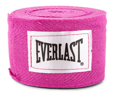 Everlast 108-Inch Classic Hand Wraps - Pink