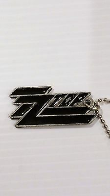 ZZ Top Dice Dogtag With Chain