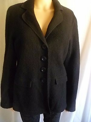 aero size medium orange boiled wool jacket cardigan excellent condition aud picclick au. Black Bedroom Furniture Sets. Home Design Ideas