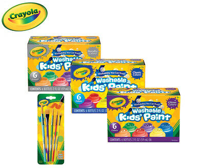 Crayola Paint Pack