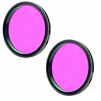 "2X2""Ultra High Contrast Telescope Filter for Deep-Sky Object Astrophotography US"